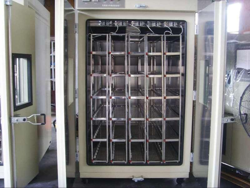 多樣架結構高溫箱